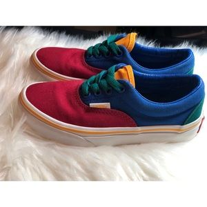 Little Boy Vans Authentic
